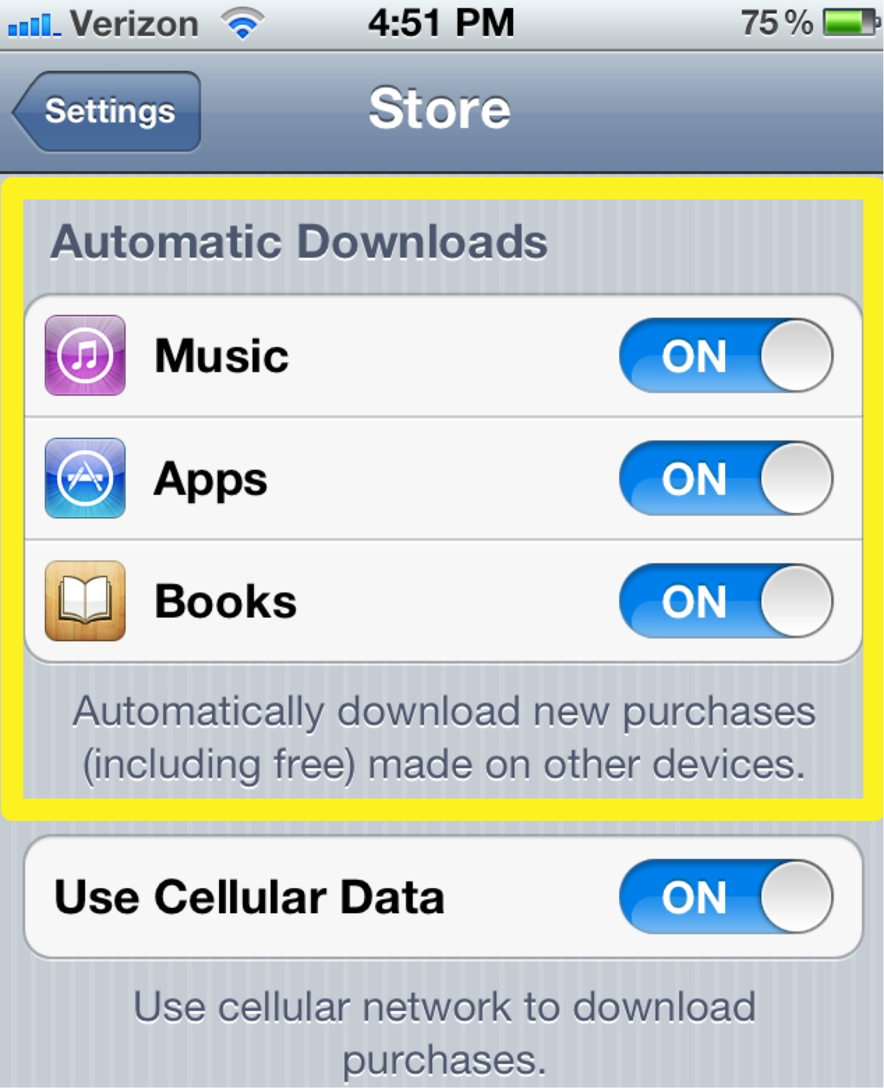 How to Automatically Download Apps to iPhone and iPad