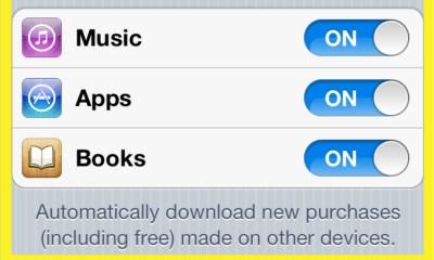 Auto Downloads