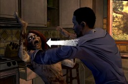 The Walking Dead iPad game