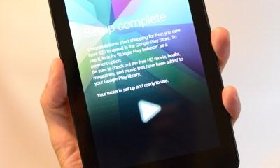 Google Nexus 7 review