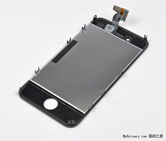 Sources claim this leaked panel is the 4-inch iPhone 5 display.