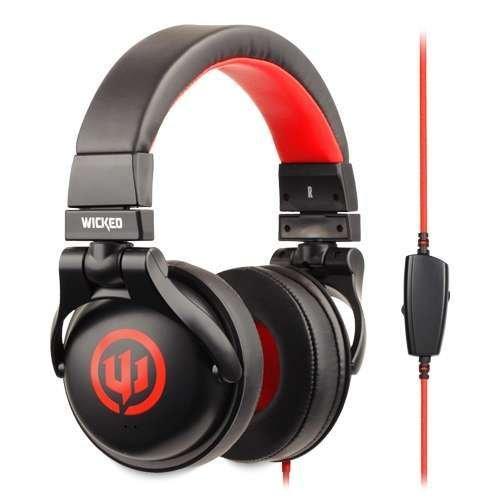 Wicked Audio Solus DJ Headphones
