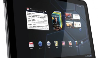 Motorola Xoom Android 4.1 Jelly Bean Update Roll Out Imminent