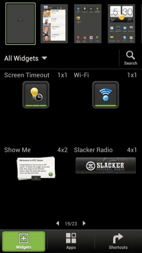 Droid Incredible 4G LTE customize
