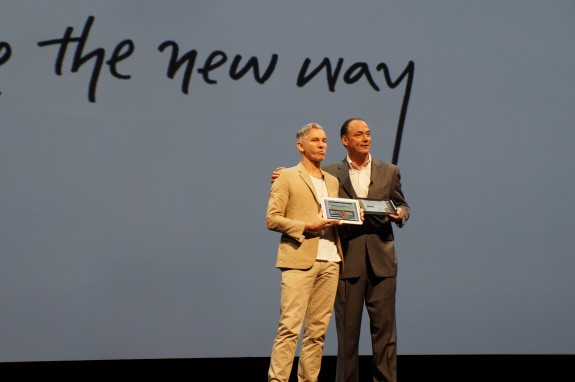 Galaxy Note 10.1 announced