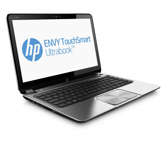 HP ENVY TouchSmart Ultrabook 4_right facing