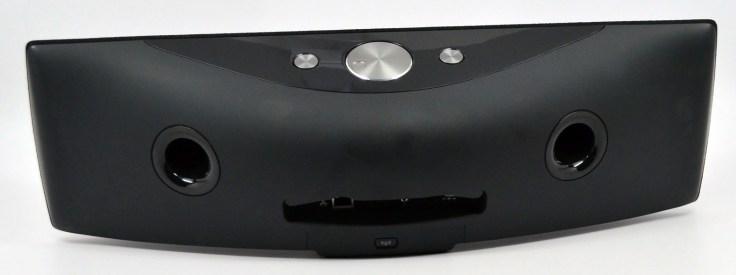 Logitech UE Air Speaker Review - back