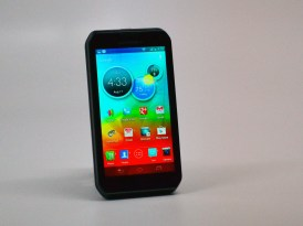 Motorola Photon Q 4G LTE Review - display angle