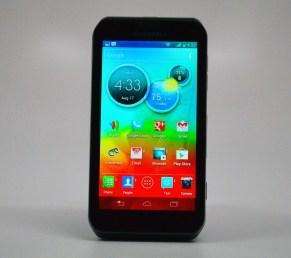 Motorola Photon Q 4G LTE Review - front