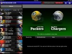 NFL Preseason Live Review iPad - Blackout