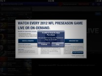 NFL Preseason Live Review iPad - tk04