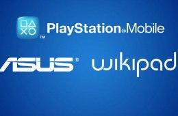 PlayStation Mobile Asus Wikipad