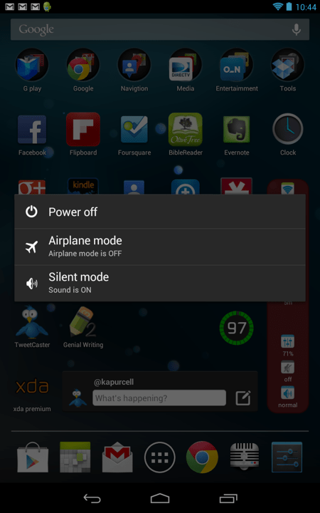 How to Boot the Google Nexus 7 Tablet In Safe Mode \u2013 Gotta Be Mobile