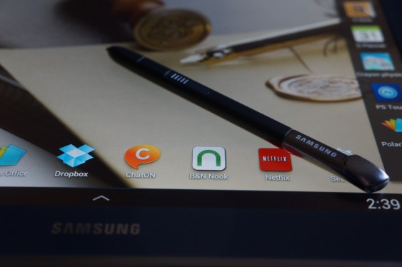 Samsung Galaxy Note 10.1 review 6