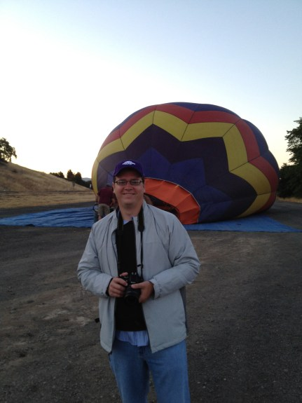 ScotteVest Transformer Jacket balloon