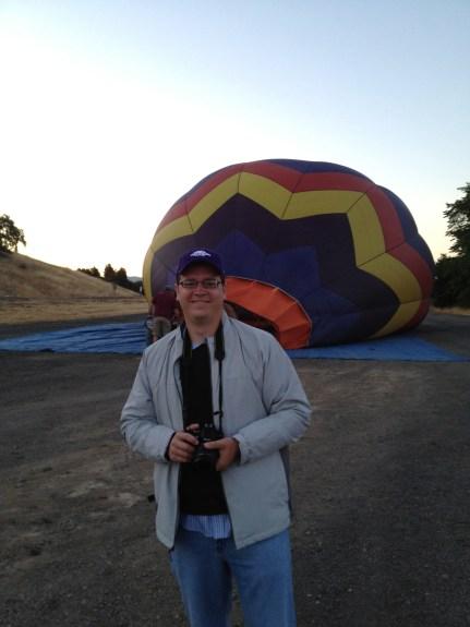 ScotteVest Transformer Jacket balloon