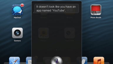 iOS 6 YouTube