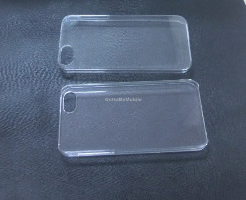 iPhone 5 case Crystal 2