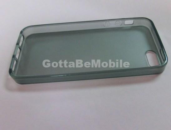 iPhone 5 case Smoke