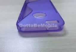 iPhone 5 case logo opening