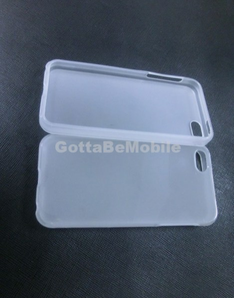 iPhone 5 case white double