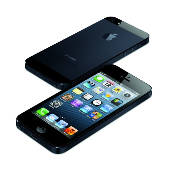 iPhone 5 Side