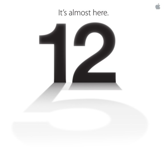 Apple iPhone 5 Event Confirmed