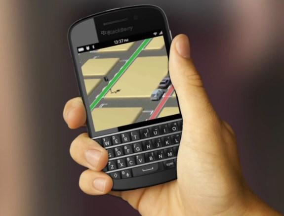 BlackBerry 10 QWERTY N Series