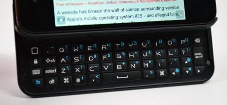 BoxWave Keyboard Buddy review - iPhone keyboard - 5