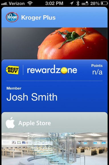 How to use passbook