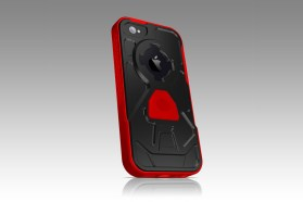 Rokshield-v3 iPhone 5 case back