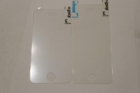 Spigen iPhone 5 screen protector