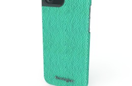 Vesto iPhone 5 Case Teal Nappa