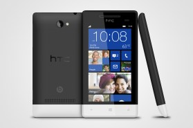 Windows Phone 8S by HTC Black