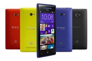 Windows Phone 8X by HTC