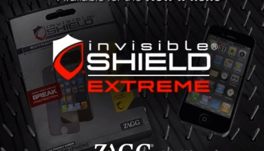 ZAGG invisibleSHIELD EXTREME for iPhone 5