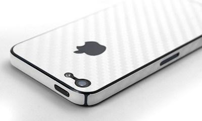 iPhone 5 carbon fiber Skin