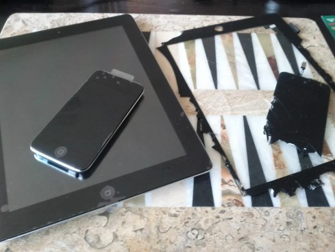 iphone and iPad repair
