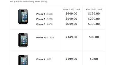 iphone-eligibilty upgrade date