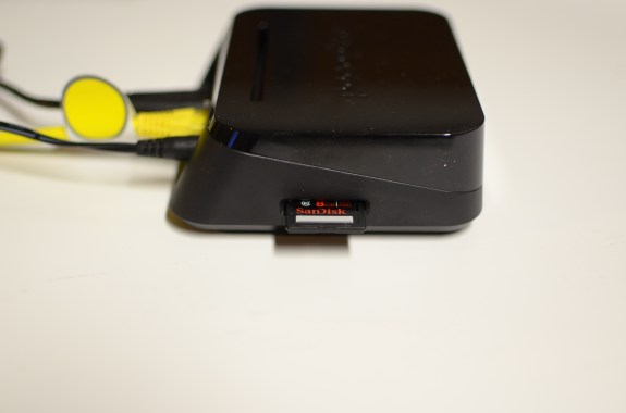 pogoplug sd card slot
