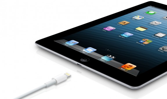 Fourth generation iPad