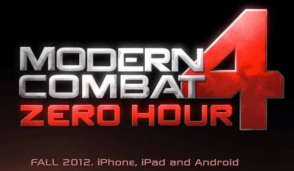 Modern Combat 4