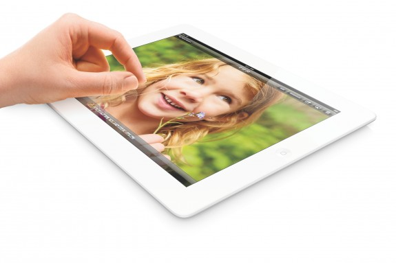 Third-generation iPad