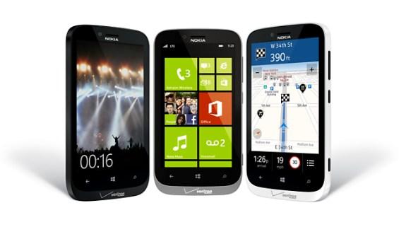 Nokia Lumia 822 on Verizon