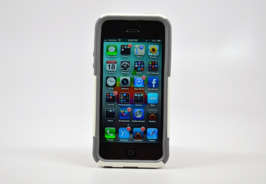 OtterBox iPhone 5 Case Review Commuter - 1
