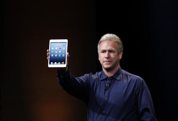 The iPad Mini Arrives
