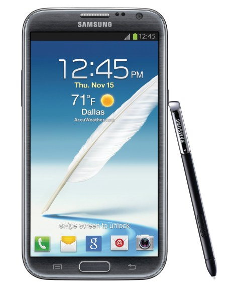 Samsung Galaxy Note II_HERO