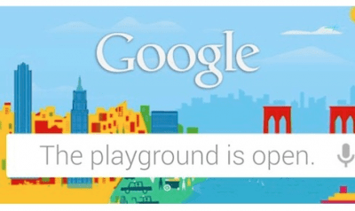 google playground open
