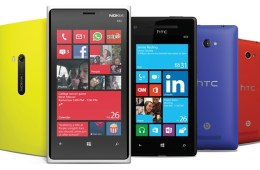 Windows Phone 8 devices