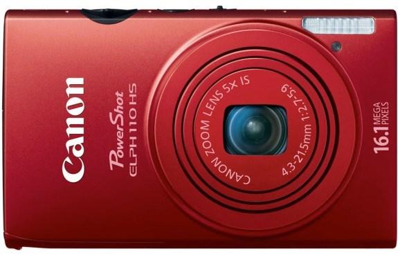 Canon PowerShot ELPH 110 HS ($178)